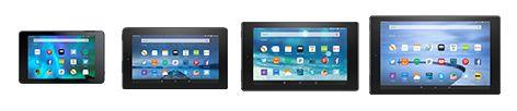 Amazon podría lanzar hasta cuatro nuevas tablets