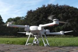 California: un dron cae y lastima a una bebé