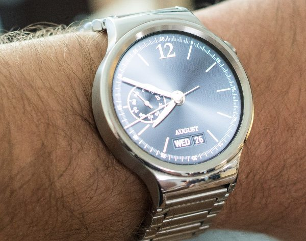 El Huawei Watch es presentado nuevamente en la IFA