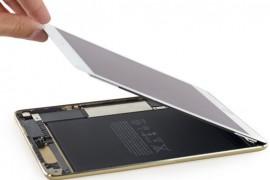 El iPad Mini 4 tiene un chip A8, 2 GB de RAM y una batería más pequeña
