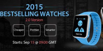 Everbuying pone en oferta los relojes más vendidos de 2015