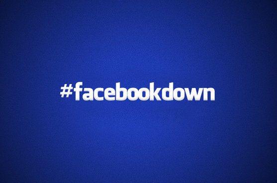 Facebook vuelve a tener una caída masiva
