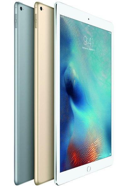 Finalmente fue anunciado el iPad Pro