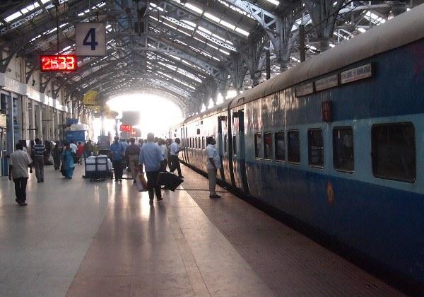 Google instalará redes WiFi en muchas estaciones de tren de India