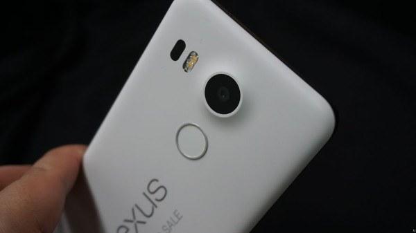 Google presenta al nuevo Nexus 5X