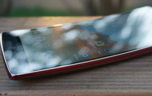 LG se prepara para producir pantallas plegables