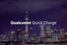 Qualcomm lanza la tecnología Quick Charge 3.0