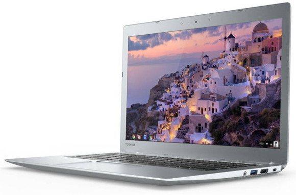 Toshiba anuncia una nueva Chromebook 2