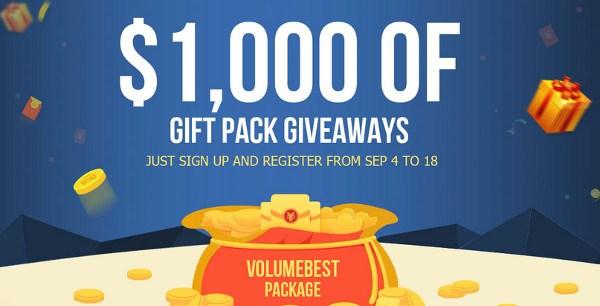 VolumeBest anuncia el sorteo de increíbles packs de dispositivos