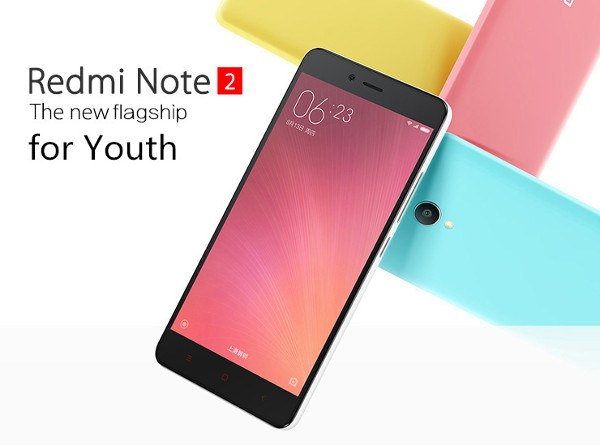 Xiaomi Redmi Note 2 everbuying