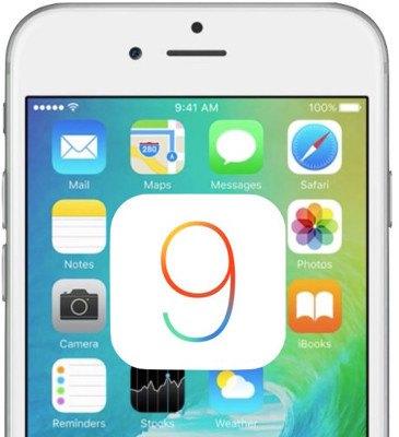 iOS 9 ya está presente en más de un 50 de los dispositivos