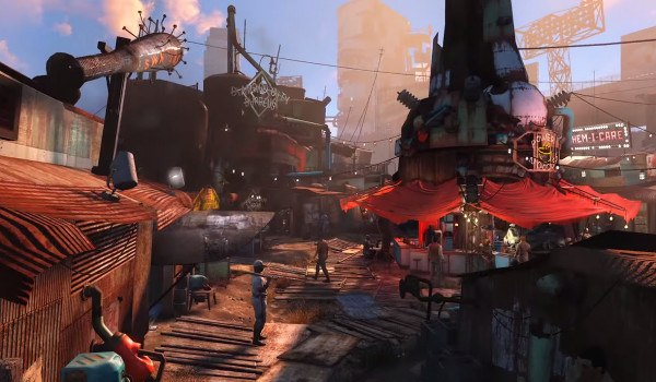 Bethesda anuncia los exagerados requisitos de Fallout 4