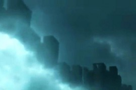 Científicos explican el fenómeno de la ciudad flotante en China