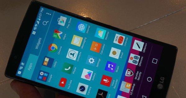El LG G4 recibirá Android 6.0 la semana que viene