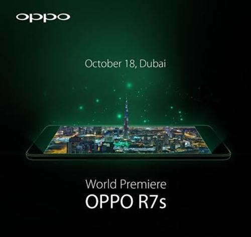 El Oppo R7s contará con 4 GB de RAM