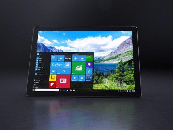 La Surface Pro 4 ya está aquí