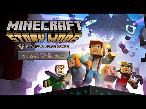 Minecraft Story Mode ya disponible en iOS y Android