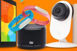 Nueva oportunidad para conseguir productos de Xiaomi con precios rebajados