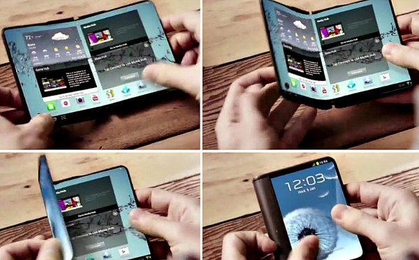 Samsung y LG están terminando sus nuevos smartphones plegables