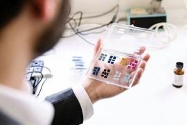 Bodle Technologies está desarrollando una pantalla que no requiere energía