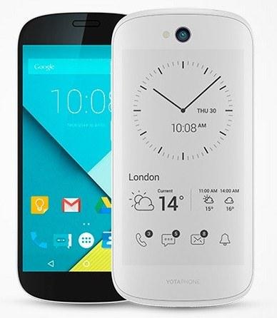 El YotaPhone 3 debutará en 2016