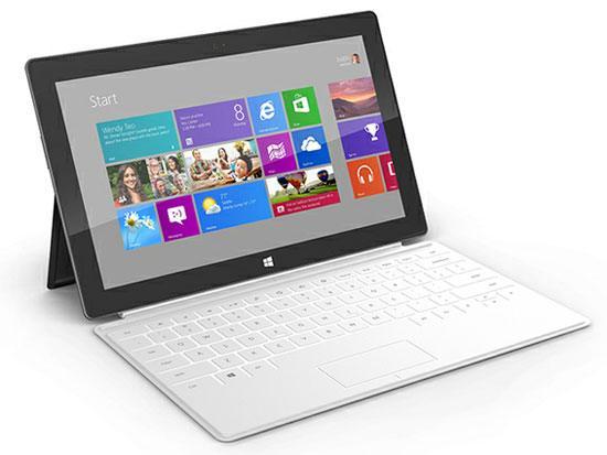 En pocos años crecerá la cuota de las tablets Windows