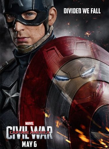 Espectacular primer avance de Captain America: Civil War