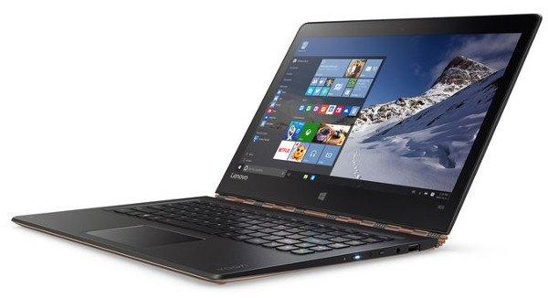 Lenovo YOGA 900: una laptop poderosa, delgada y liviana
