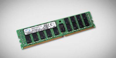 Samsung ya está produciendo módulos DDR4 de 128 GB
