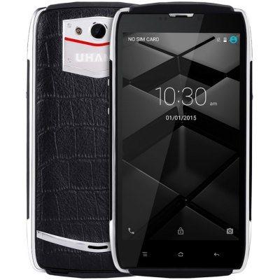 UHANS U200: un smartphone barato y muy resistente