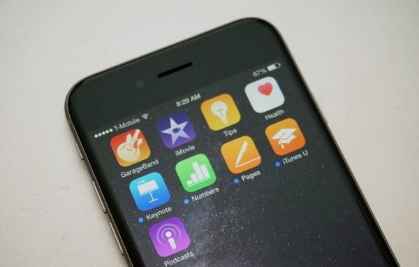El iPhone 8 tendrá una pantalla OLED