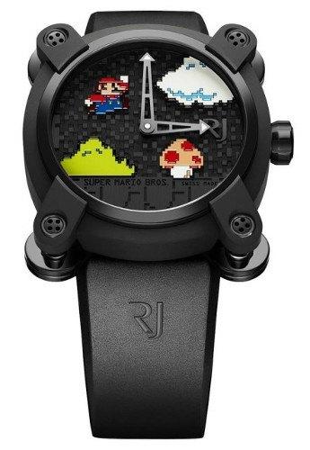 Este reloj de Super Mario puede ser tuyo por $19.000 dólares