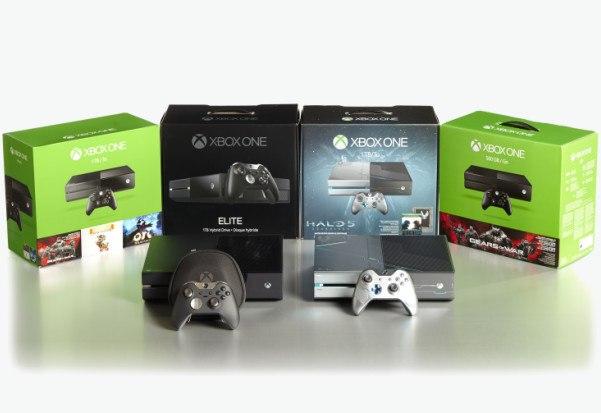 Microsoft lanza nueva oferta navideña para la Xbox One