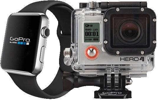 Ya puedes controlar tu GoPro con el Apple Watch