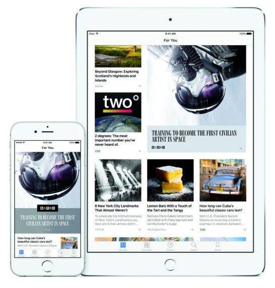 iOS 9.2 ya está disponible