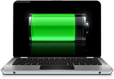 batería de tu laptop