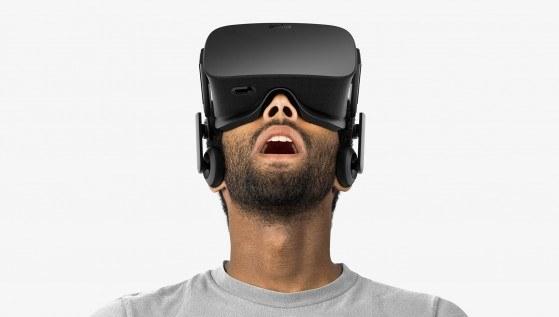 Oculus Rift de Facebook