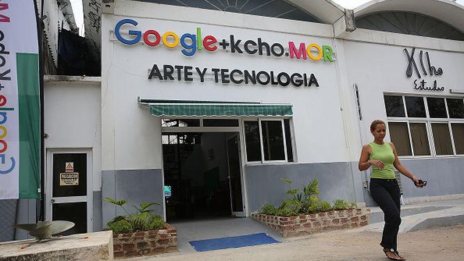 centro tecnológico en Cuba