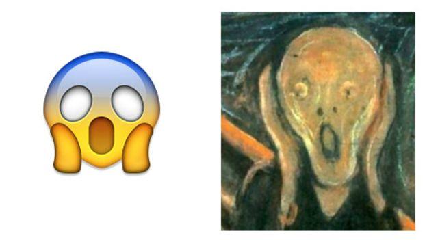 Los emoji mas populares
