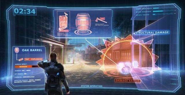 Blackroom de los credores de Doom y Quake