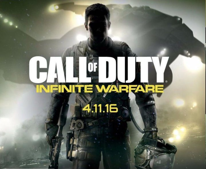 Nuevo Call of Duty: Infinite Warfare