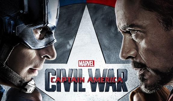 Trailers de Capitán America: Civil War de Marvel