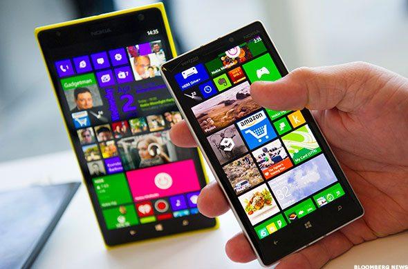 Microsoft, competira con Apple y Samsung