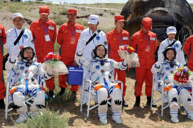 Super-Proyectos científicos de China
