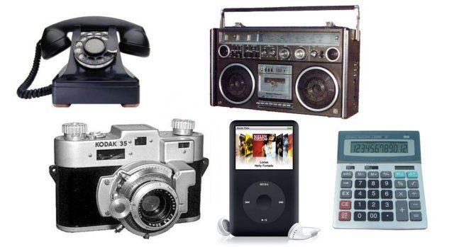 gadgets más influyentes de la historia