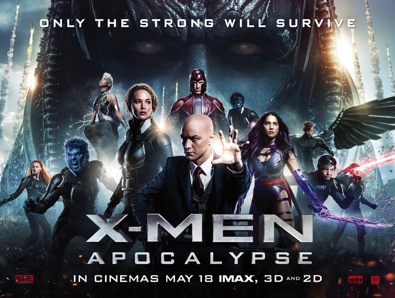 La nueva película X-Men: Apocalypse