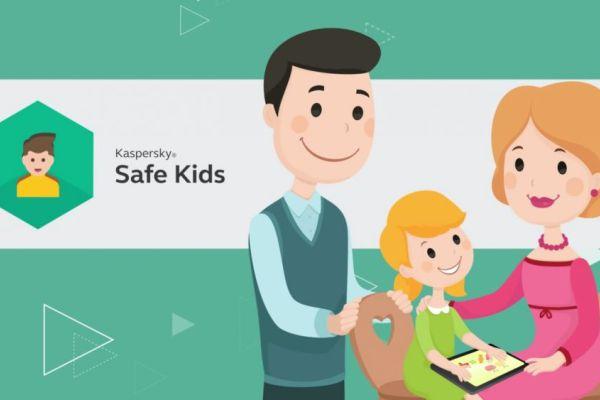 ?navegación segura de los niños