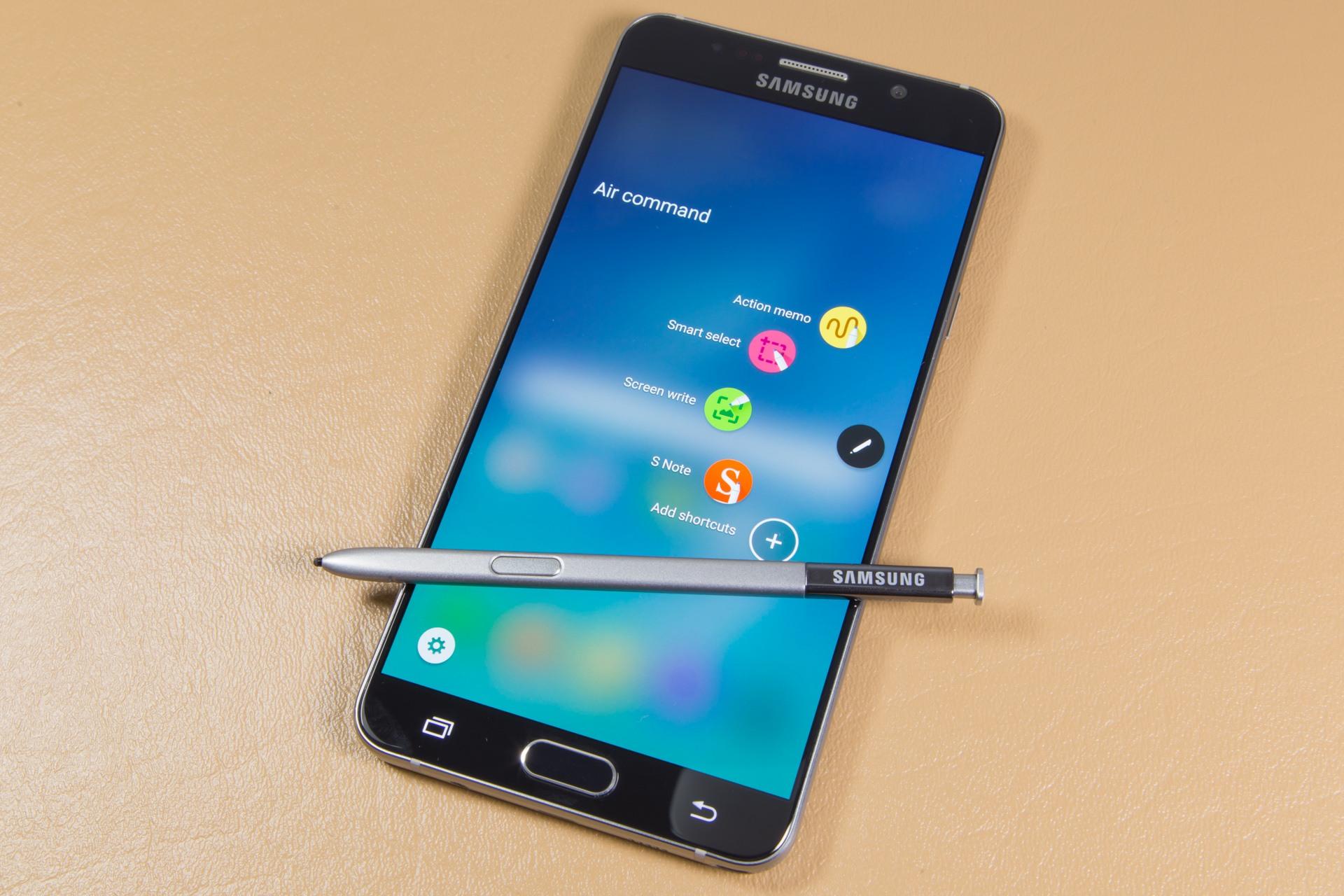 Samsung y sus mejores smartphones Android