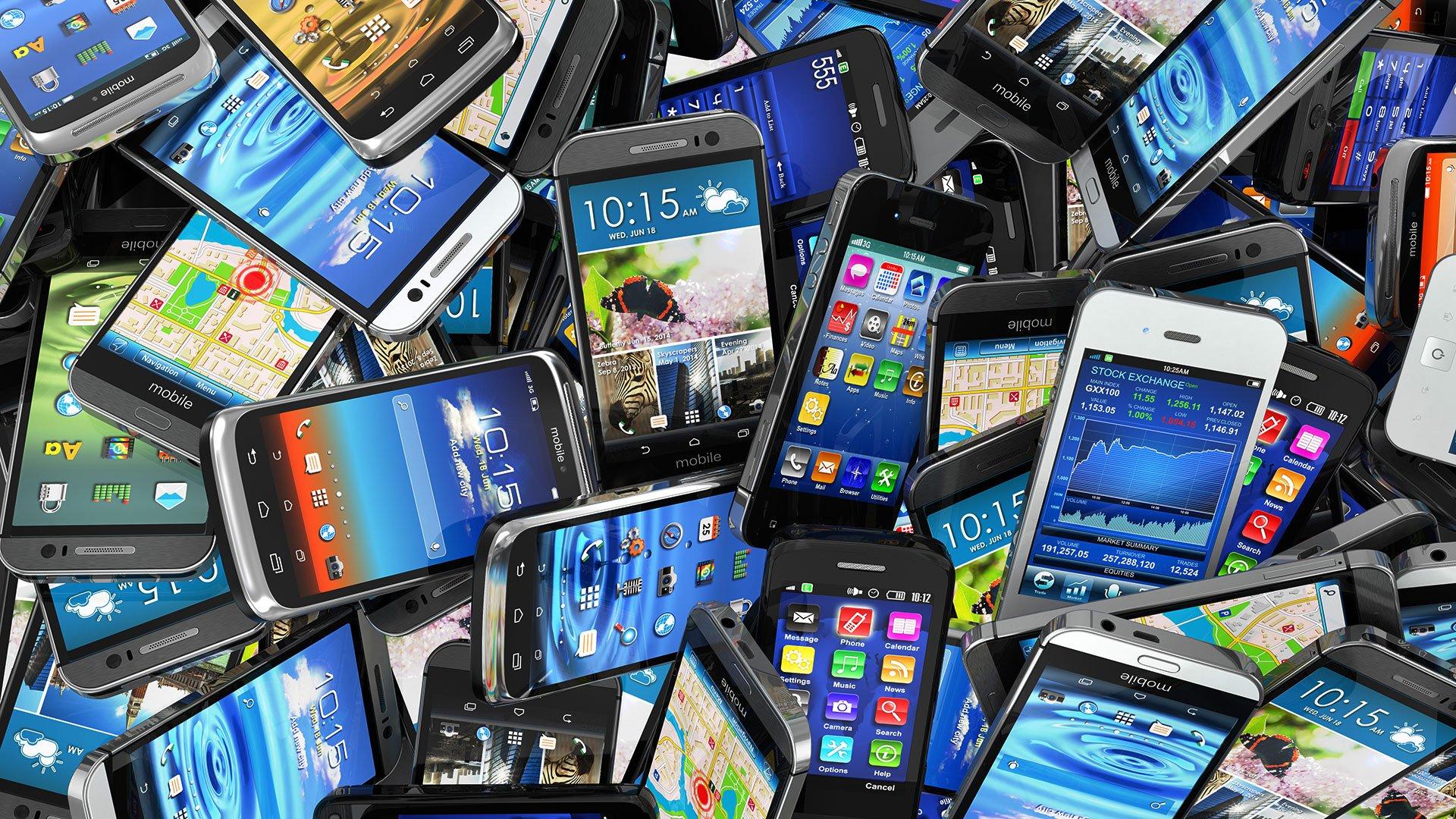 Los 5 celulares más rápidos del mundo