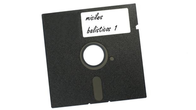 la fuerza nuclear de EE.UU. todavía usa disquetes
